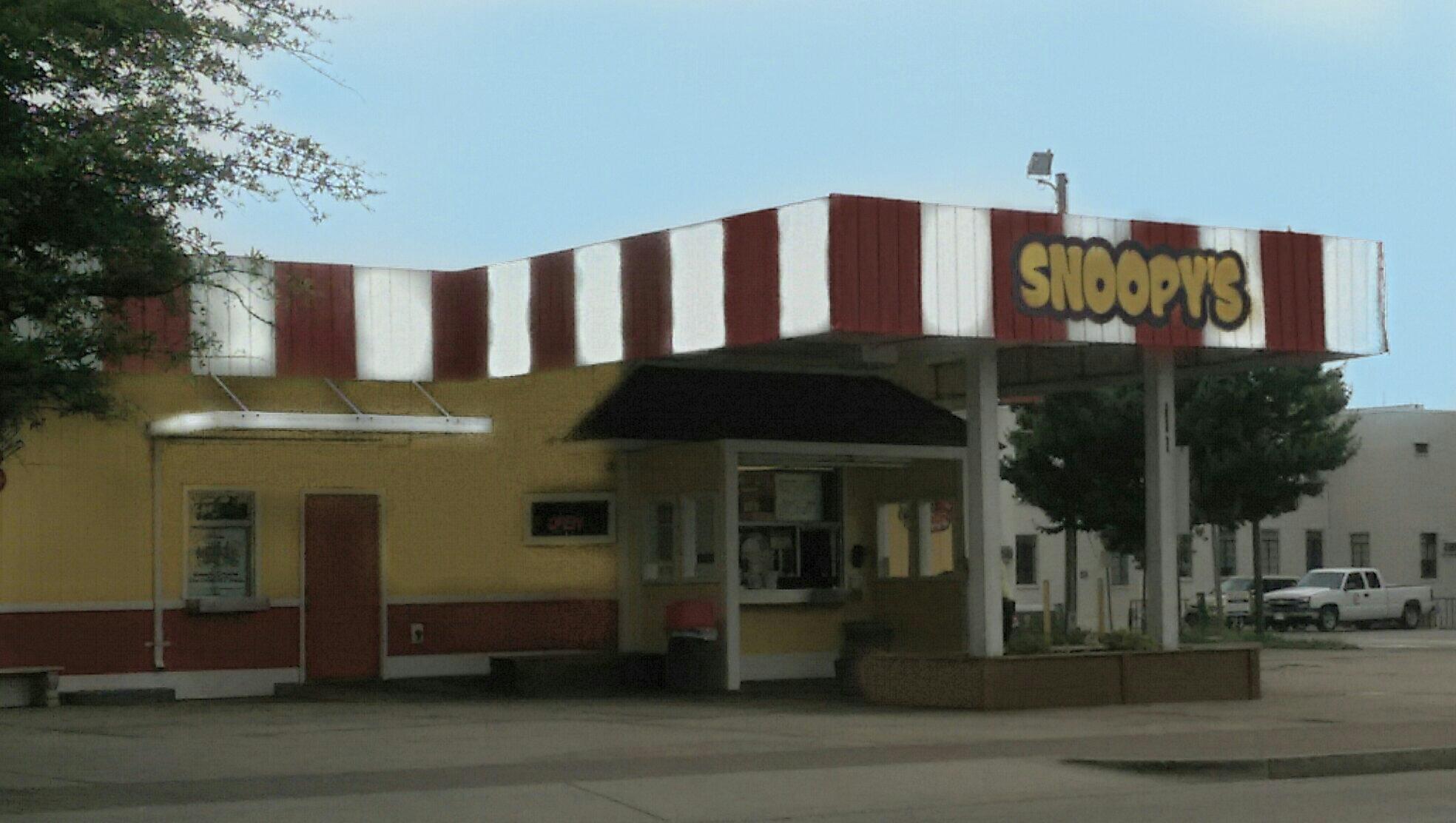 600 Hillsborough Street Snoopys